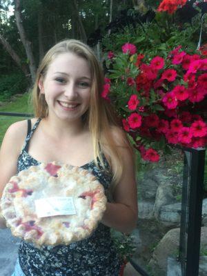 Gabriola Gwens Pie