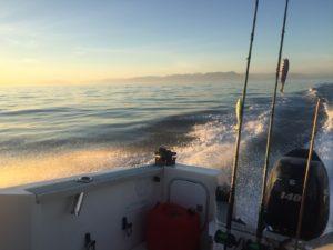 Gabriola Island Fishing {the Lynch Group}